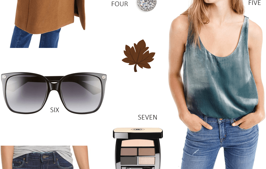 LOOKS I LOVE // FALL FAVORITES