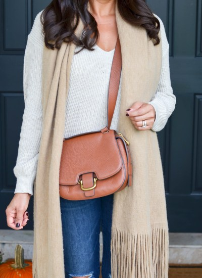 COZY NEUTRAL LOOK FOR FALL