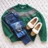 fair isle sweater J.Crew