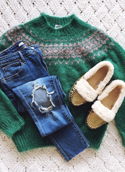 5 CASUAL HOLIDAY OUTFITS TO WEAR THIS CHRISTMAS