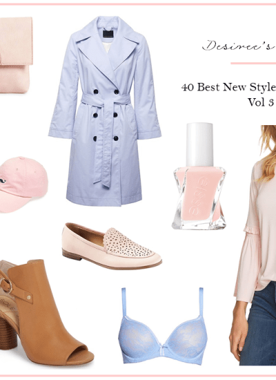 40 BEST NEW STYLES FOR SPRING VOL 3