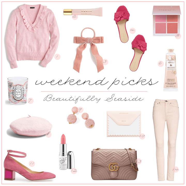 Pretty in Pink for Valentine's Day