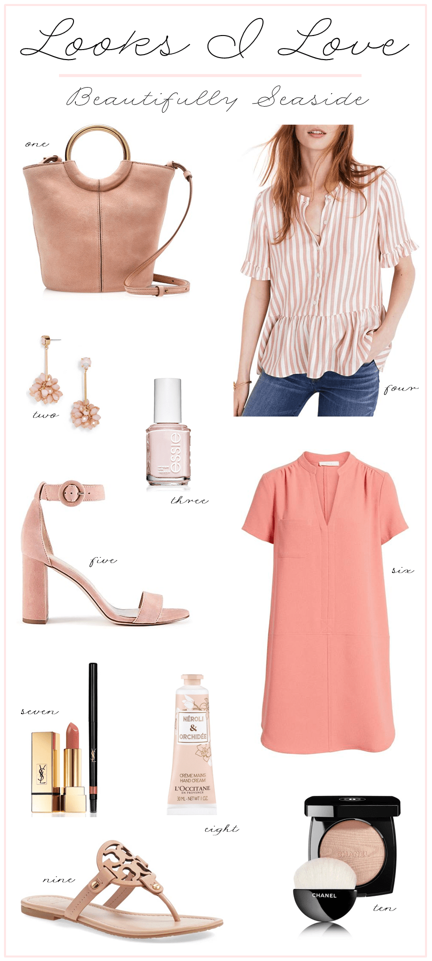 10 Spring Must Haves 2018
