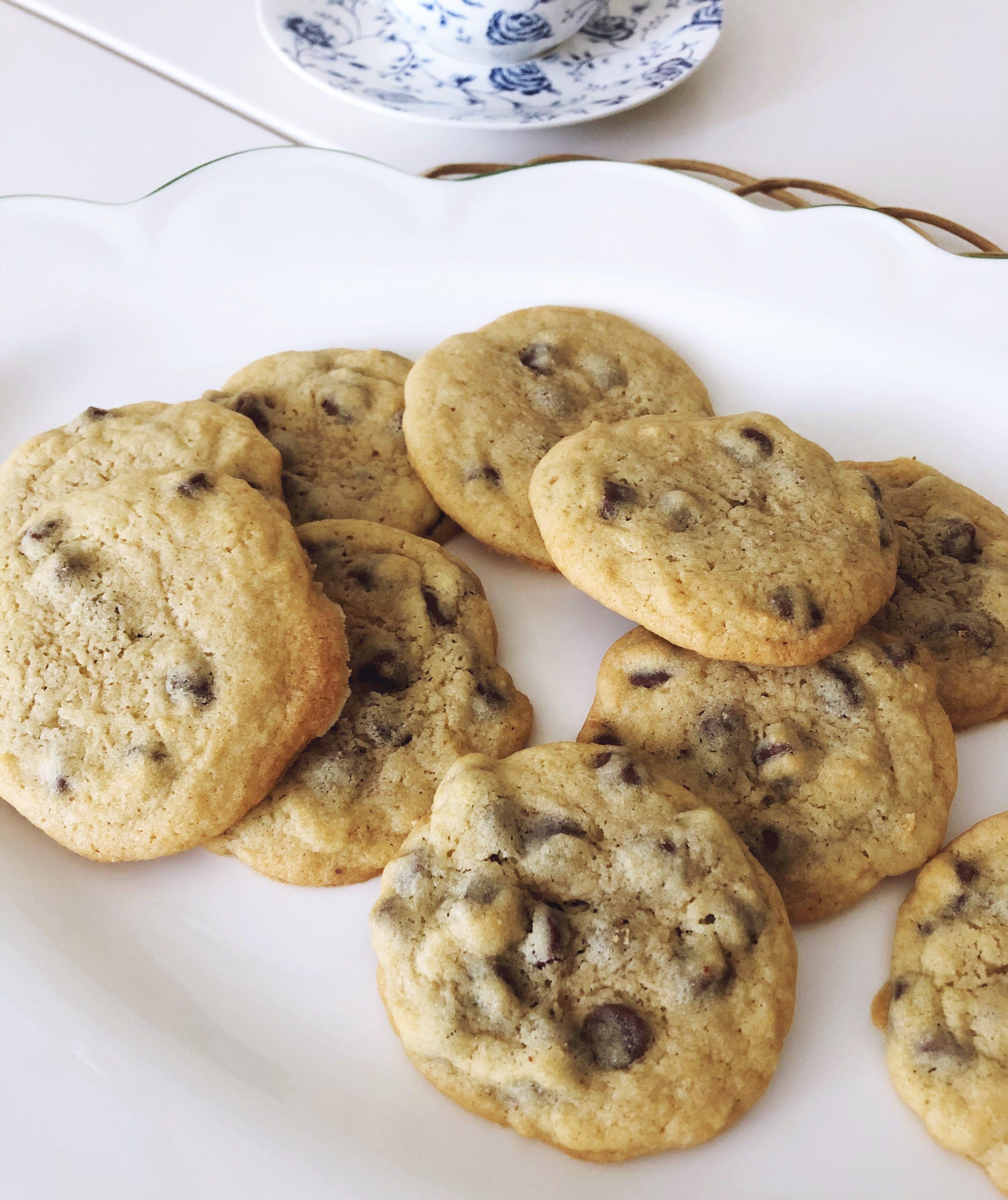 Ghirardelli Chocolate Chip Cookie Recipe Beautifully Seaside