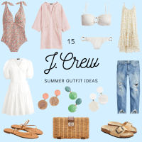 15 CUTE J.CREW SUMMER OUTFITS TO WEAR IN 2021