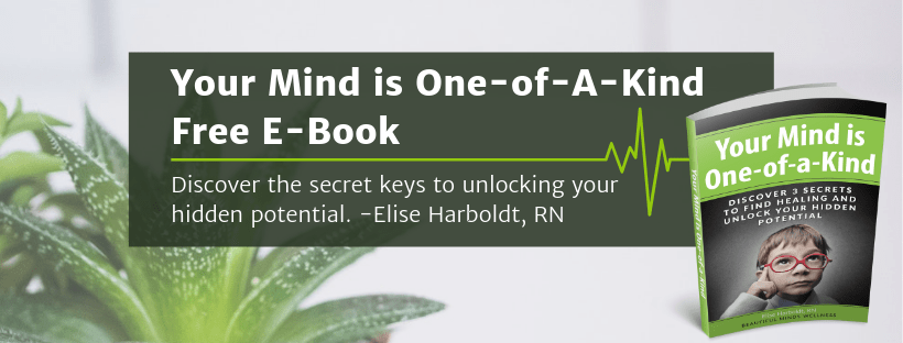 Your Mind E book Landing page graphic