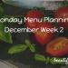 plant based menu
