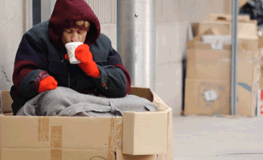 5 reasons You Should Remember The Homeless This Christmas