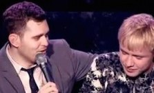 Crazy Mom Gets Son On Stage With Michael Buble