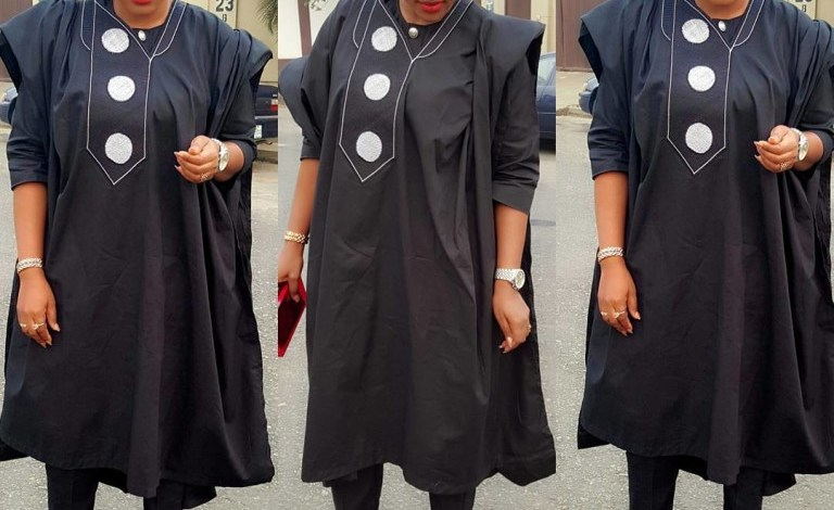 21 Nigerian Women Who Slayed in Traditional Menswear