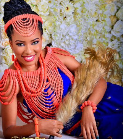 10 Gorgeous Traditional Nigerian Bride Attires For Different Tribes