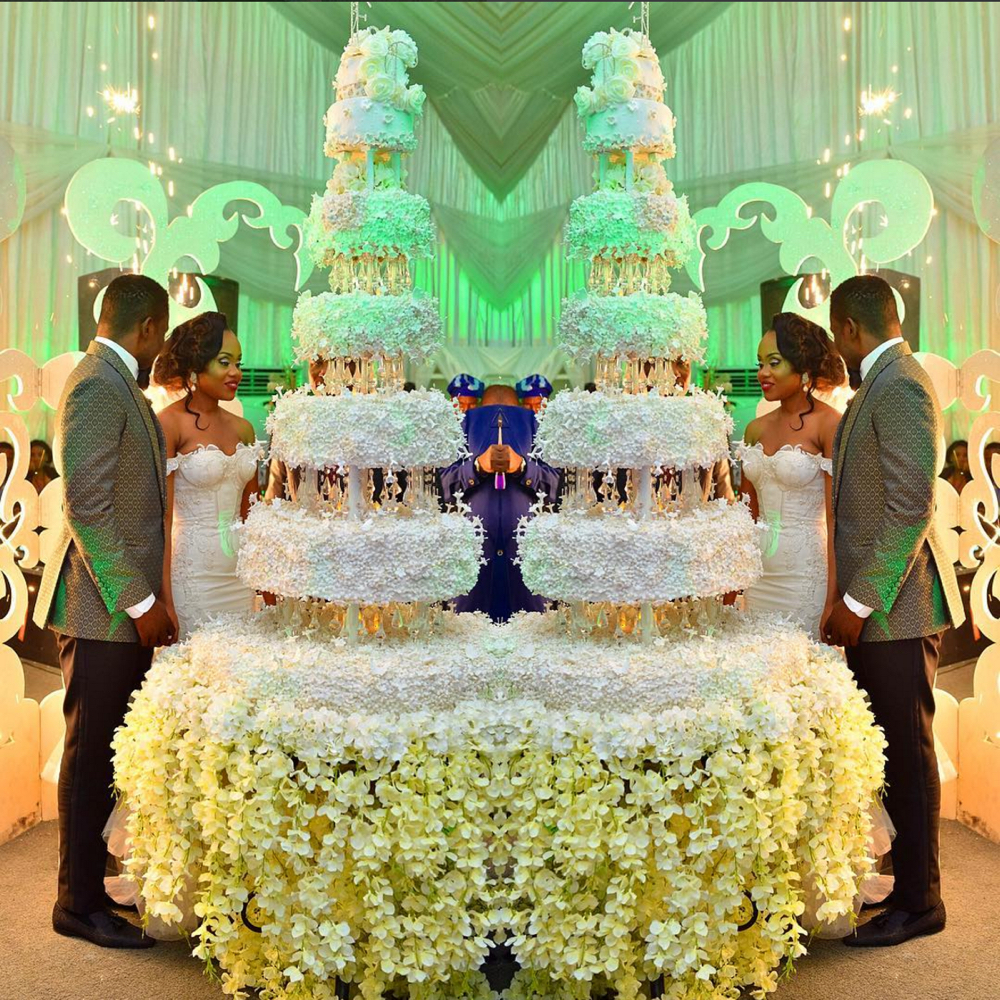 latest nigerian wedding cakes these wedding cakes will make you wanna get married fast 16731