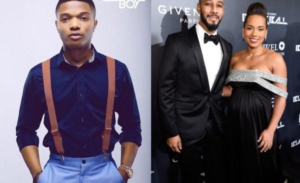 4 International Stars Who Openly Love Nigerian's Wizkid Music