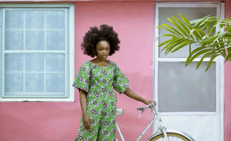 Needle Point Fashion Label Presents The 'Bibs & Bows' Ankara Collection