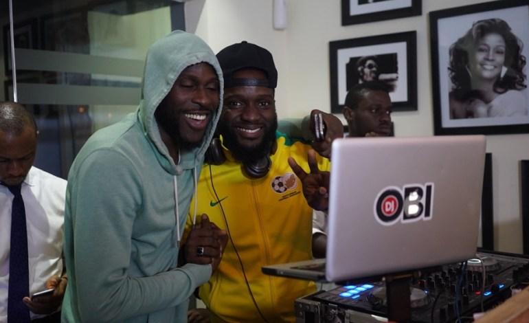 Nigerian DJ Brakes a World Record