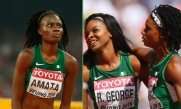 From GofundMe to GoBanMe, Nigeria's Relay Team Banned From Rio