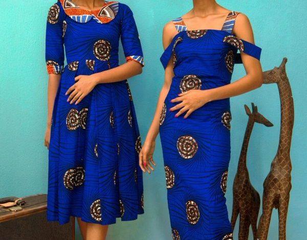 Nigerian Fashion Label BenRia Debuts Their Line Inspired By Ankara Fabric
