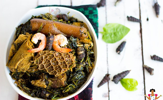 You Can Never Go Wrong With This Efik Soup