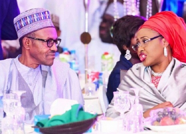 "Aisha Buhari Says She Will Not Support Her Husband in 2019 ""If things continue the way they are"" 