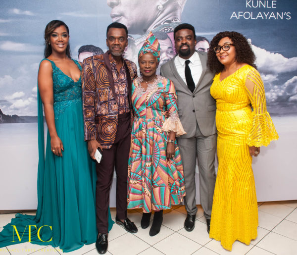 Kunle Afolayan, The CEO