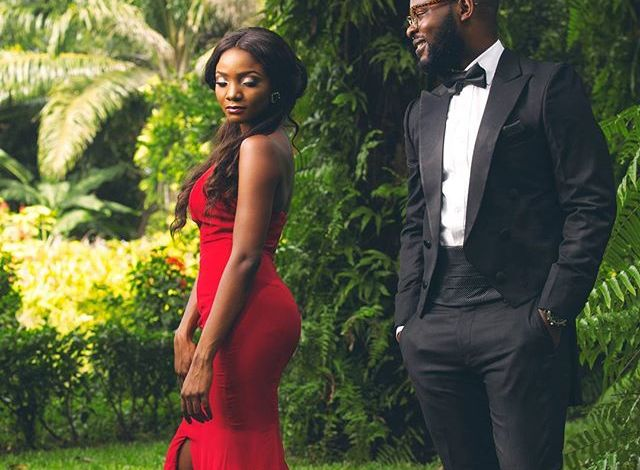 Simi And Falz Look Like Perfect Couple in Their Latest Shoot
