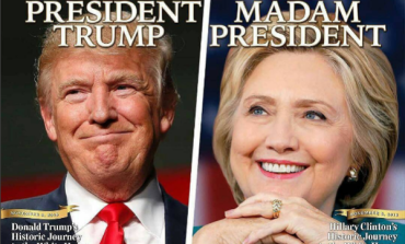 Election Day! Who Will Be The 45th American President?