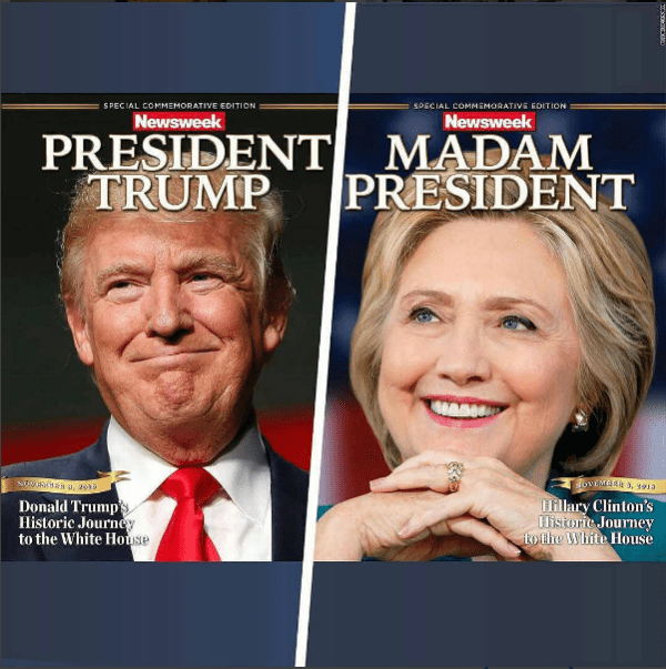 45th American President