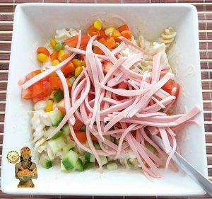 Pasta salad