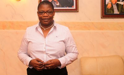 """A woman can do multiple tasks in Life…. Stop those artificial dichotomies"""" – Oby Ezekwesili"""