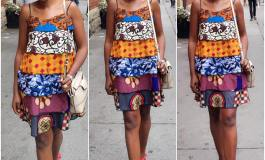 Beautiful Ankara Mix-match Styles You Can Recreate