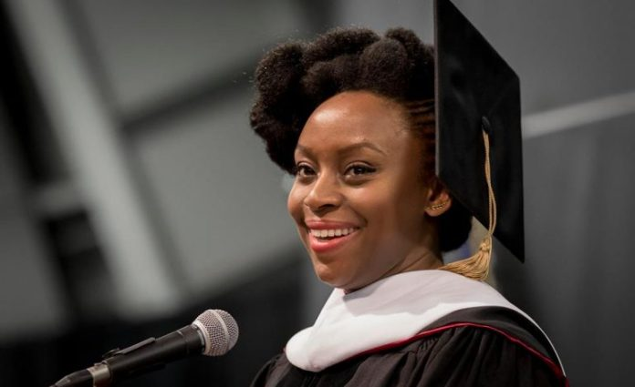 Chimamanda Ngozi Adichie Awarded An Honorary Degree From Haverford College