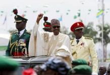 Democracy day in Nigeria
