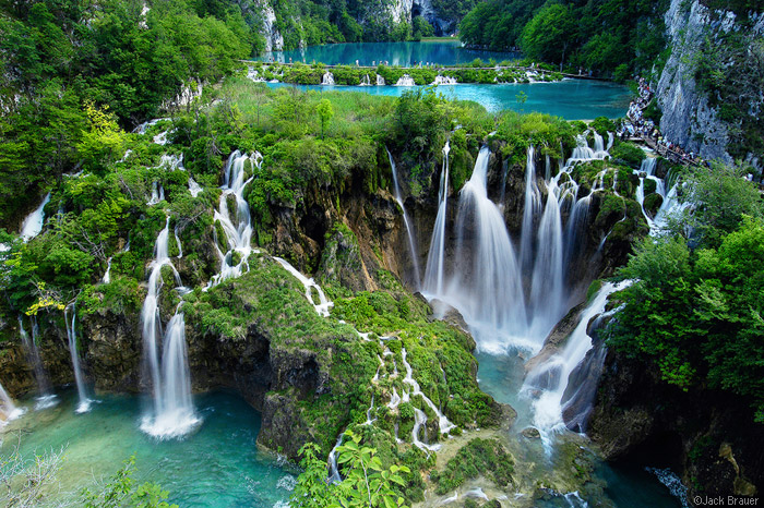 Plitvice Lake, Croatia