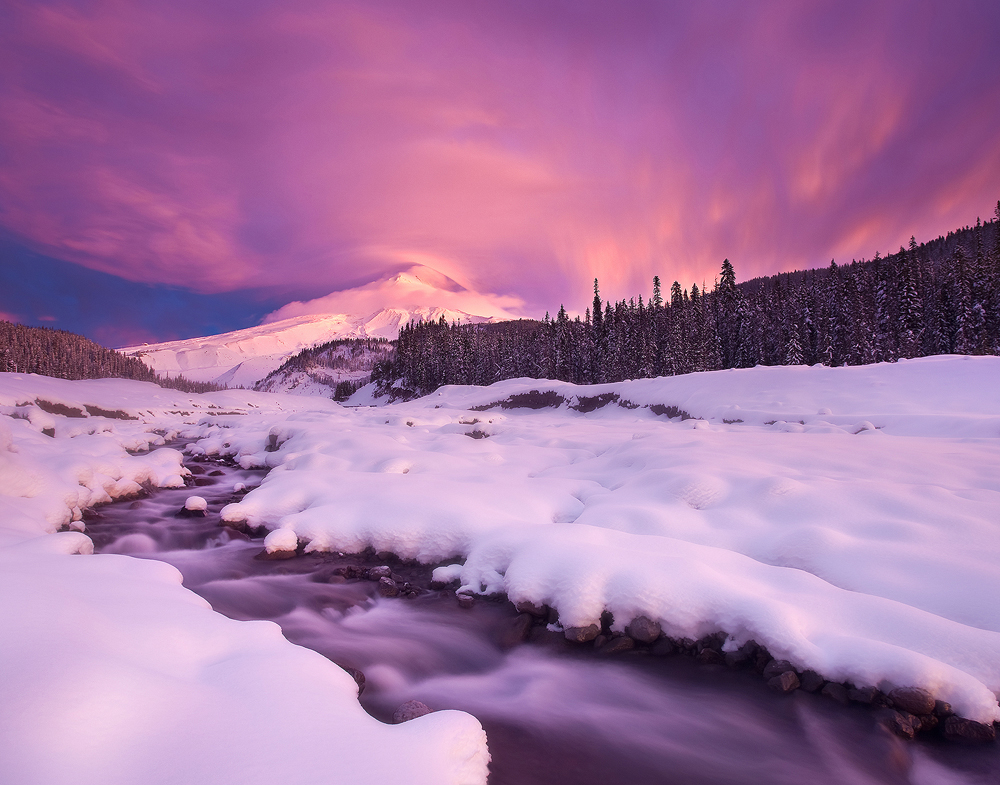 Mount Hood, Oregon, USA - Beautiful Places to Visit