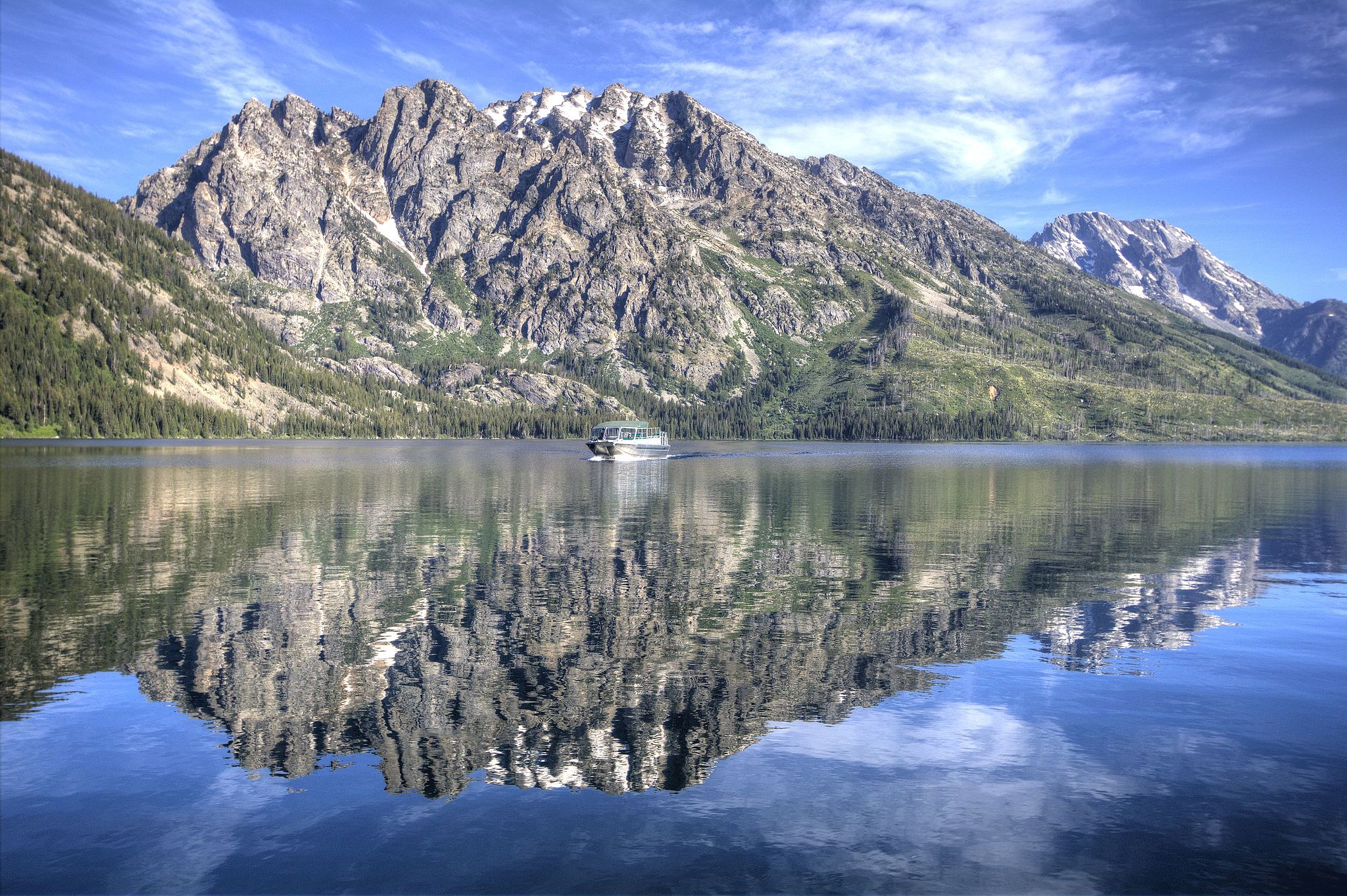 Jenny Lake Overlook (Grand Teton National Park) - 2019 All ... |Jenny Lake Grand Teton National Park