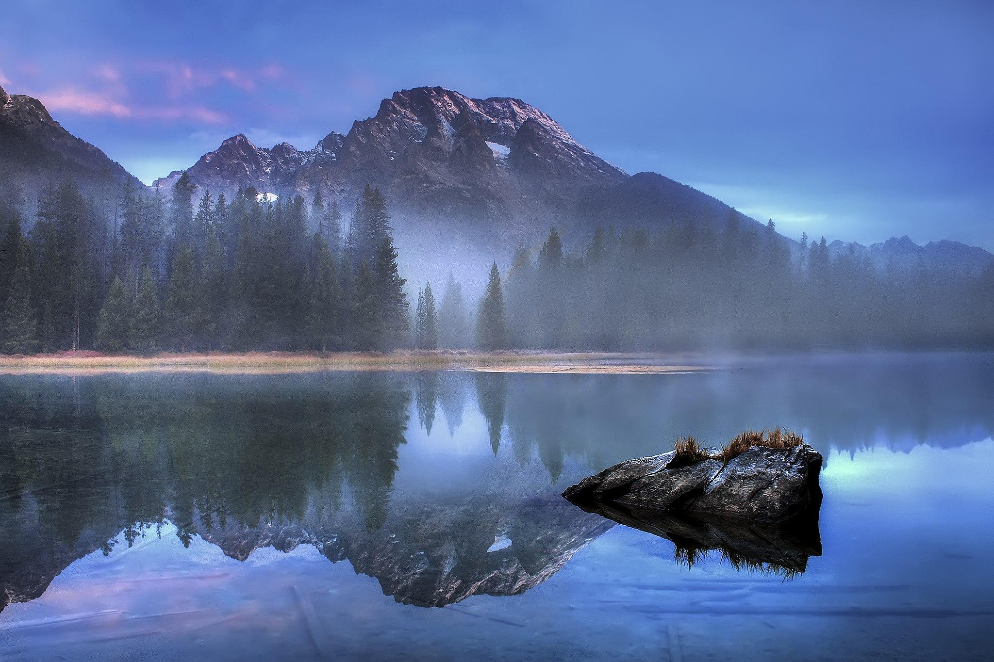 Grand Teton National Park Wyoming Beautiful Places To Visit