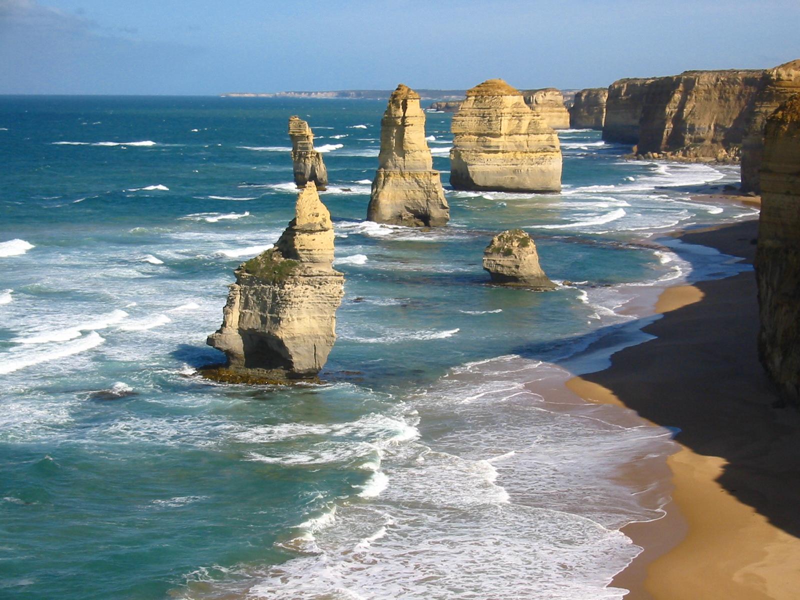 12 Apostles Victoria Australia Beautiful Places To Visit