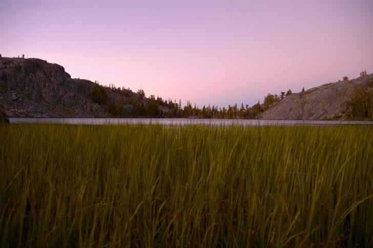 Ansel Adams Wilderness Sierra Nevada California Usa