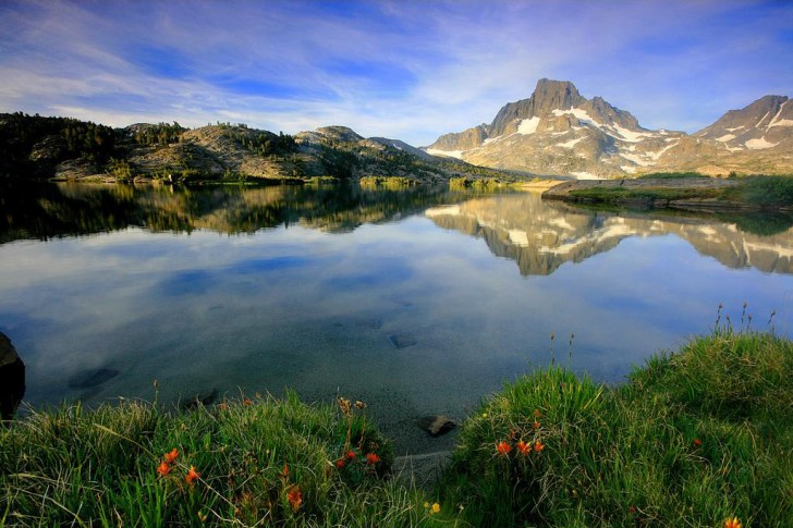 Ansel Adams Wilderness Sierra Nevada California Usa Beautiful Places To Visit