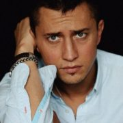 Pavel Priluchniy Russian Actor Russian Personalities