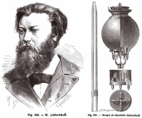 Resultado de imagen para pavel yablochkov transformer