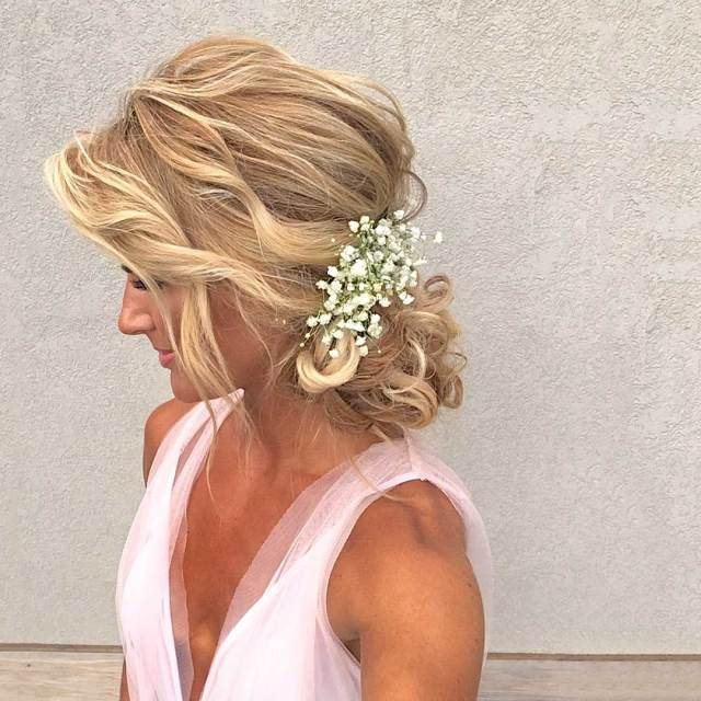 on-site wedding hair and make-up services | the beautiful co