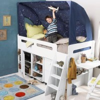 cool-kids-beds-for-boys-bedroom-cool-teenage-boys-bedroom-with-animal-printed-fur-rug-and-study-desk-and-platform-bed-and-blue-wall-paint-color-cool-boys-room-inspirations-and-ideas-cool-rooms-for-tee