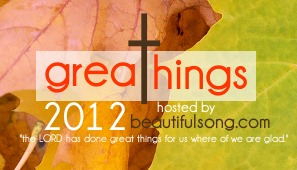 GreaThings 2012: Lyrics