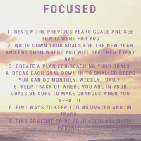 7 Goal Setting Tips To Help You Keep on Track