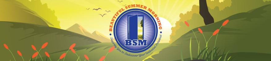BSM Logo in nature
