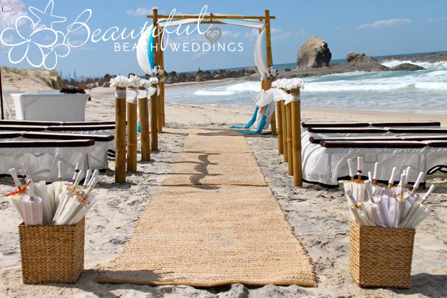 Currumbin Beach Wedding Gold Coast