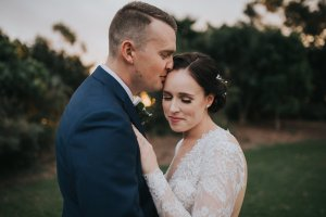 Erin & Cam - The Grange, Sanctuary Cove Wedding
