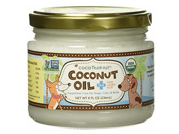 coco therapy coconut oil