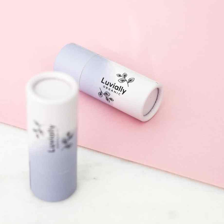 Luvially Organic Lip Balm Soft Sensitive huulivoide